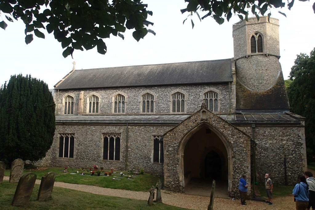 St Mary the Virgin Church, Sedgeford